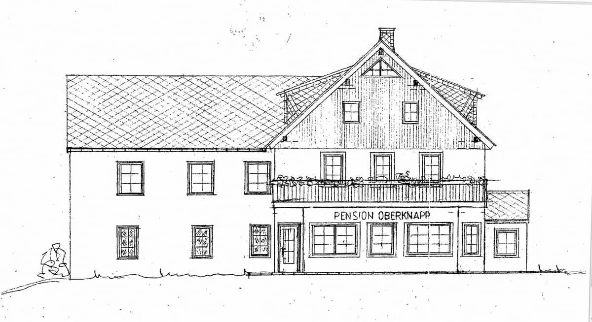 Pension Oberknapp - Ferien in Nassau/Frauenstein Erzgebirge im Winter im Erzgebirge wir bauen um und modernisieren